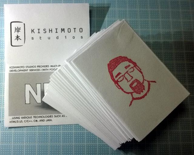MinizineBusinessCard14